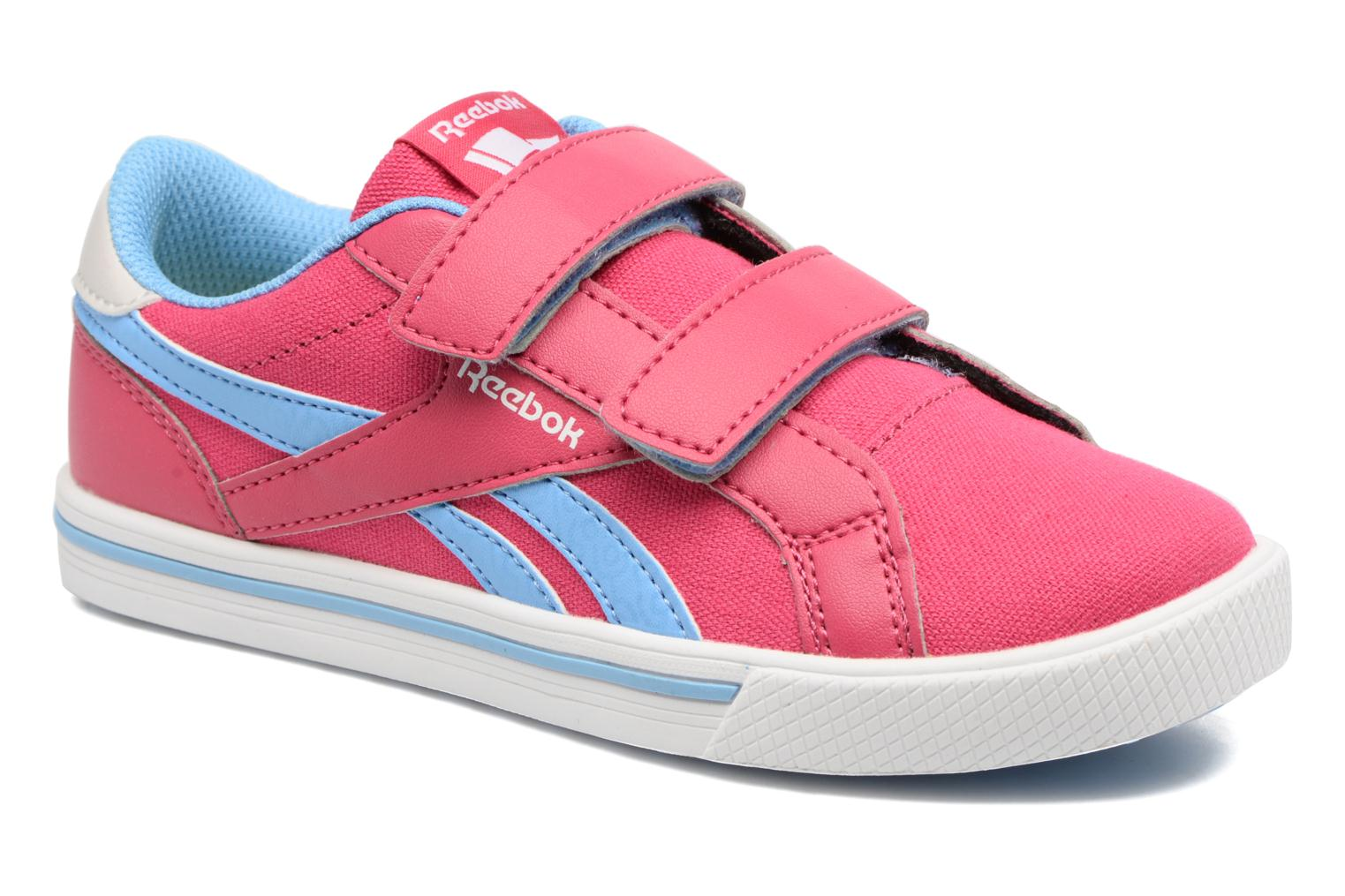 Reebok Royal Comp A Pink Craze/Sky Blue/Skull Grey/White