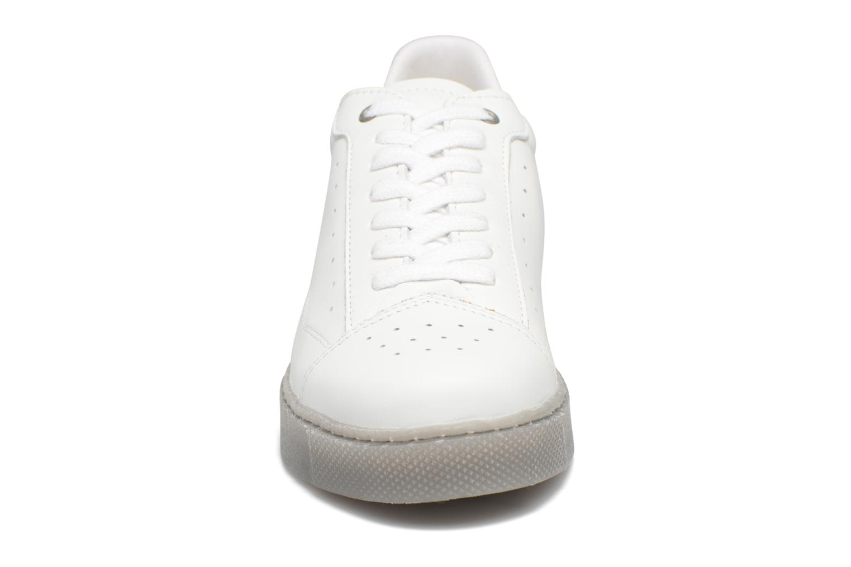 Baskets Tamaris Naturol Blanc vue portées chaussures