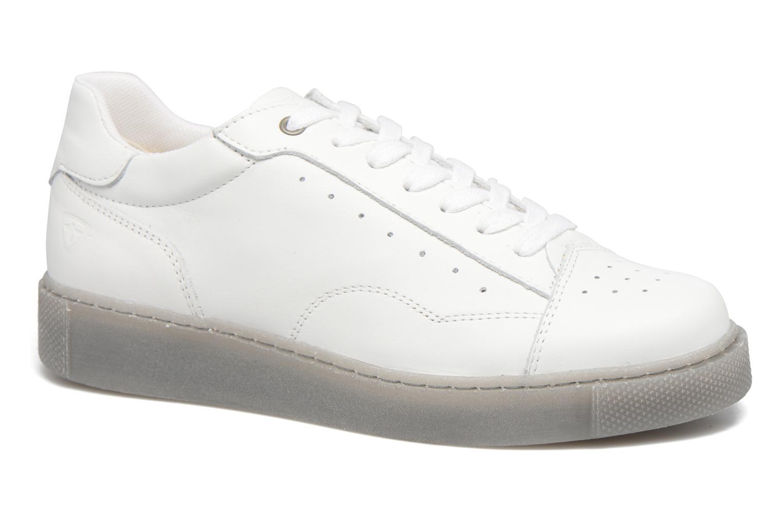 Baskets Tamaris Naturol Blanc vue détail/paire