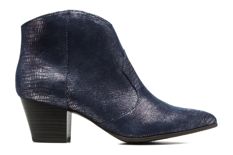 Bottines et boots Tamaris Westerna Bleu vue derrière