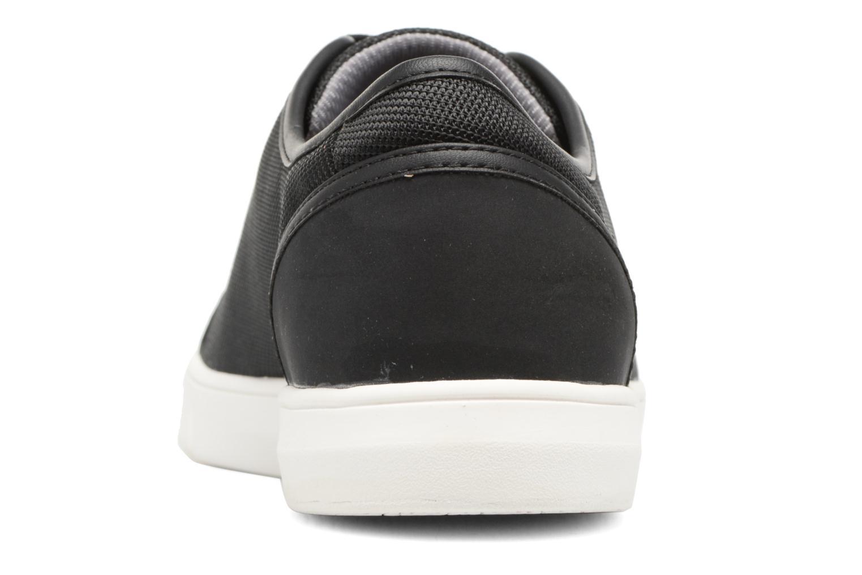 Sneakers Clarks Lander Cap Zwart rechts