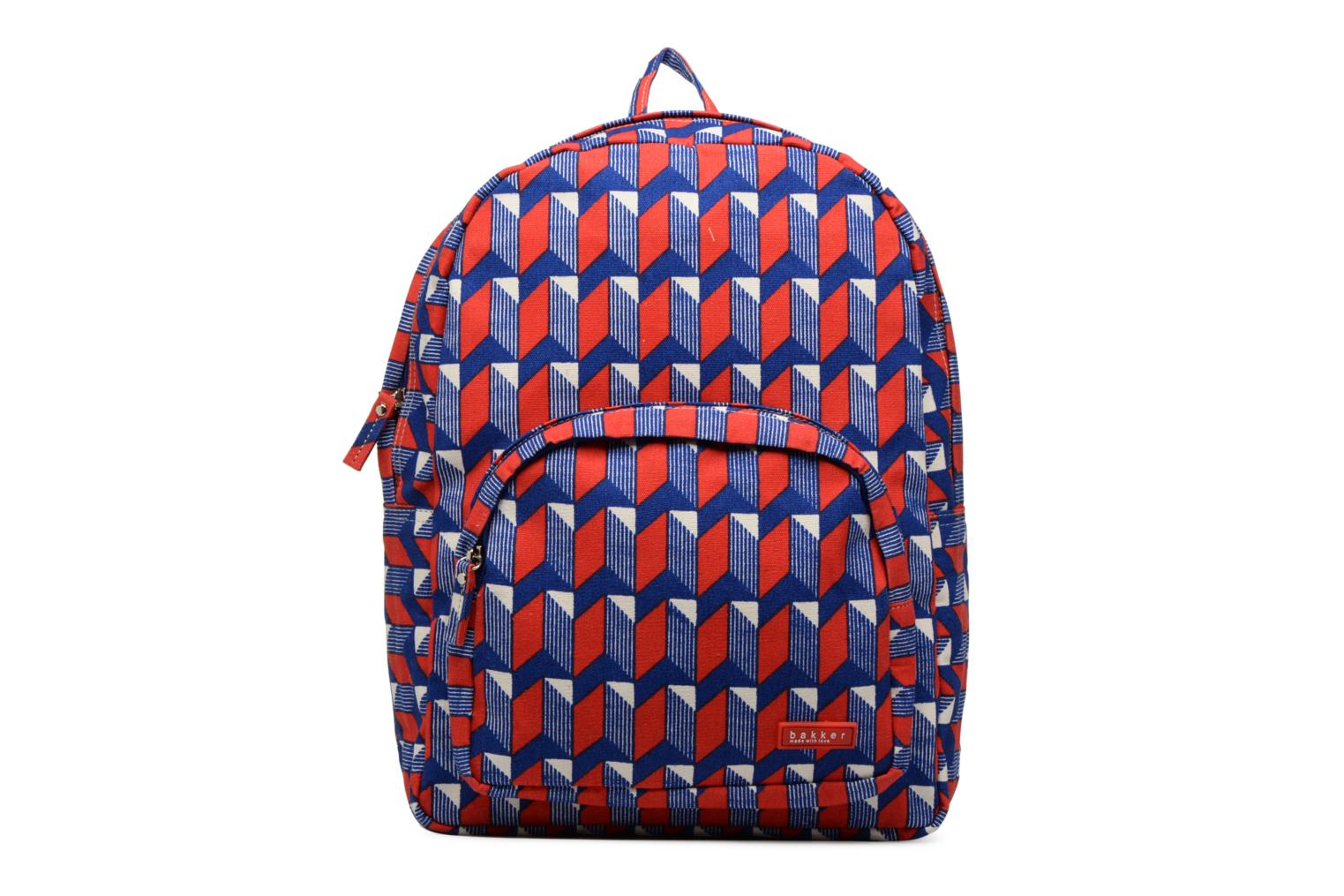 Bakker Made With Love BACKPACK GRAND CANVAS (Rouge)