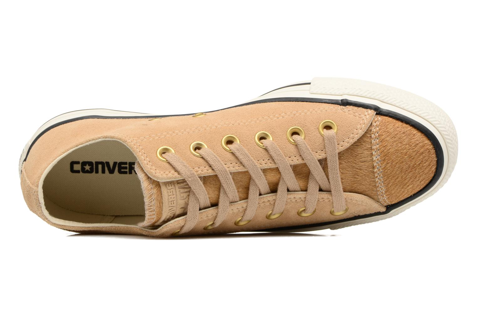 Sneakers Converse Chuck Taylor All Star Pony Hair Ox Beige links