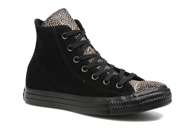 Zapatos de hombres y mujeres de moda casual Converse Chuck Hair Taylor All Star Pony Hair Chuck Hi (Negro) - Deportivas en Más cómodo a7eb18