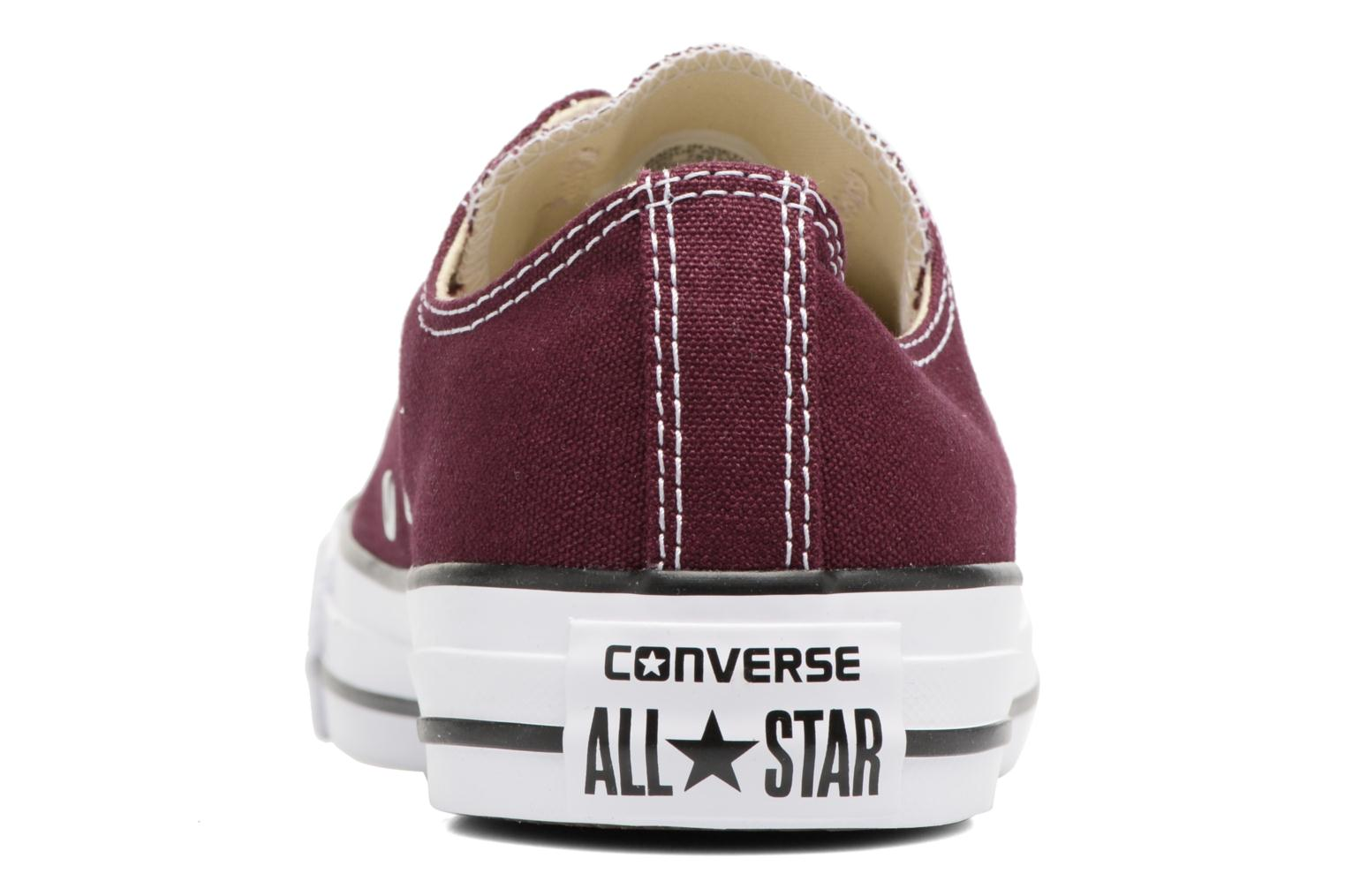 Baskets Converse Chuck Taylor All Star W Violet vue droite