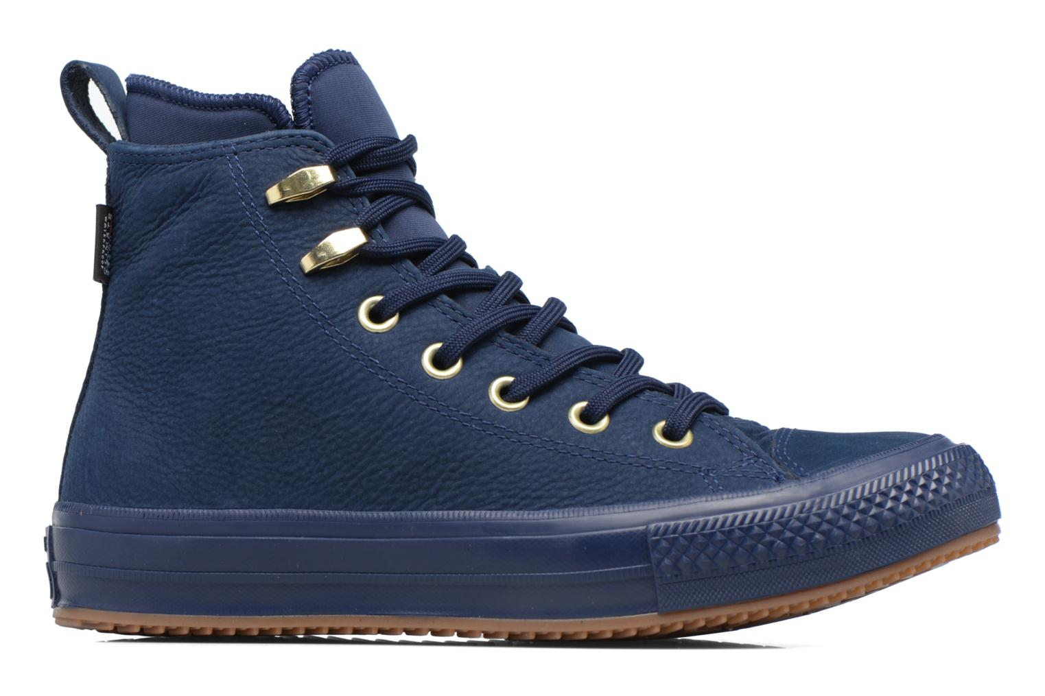 Trainers Converse Chuck Taylor WP Boot WP Nubuck Hi Blue back view