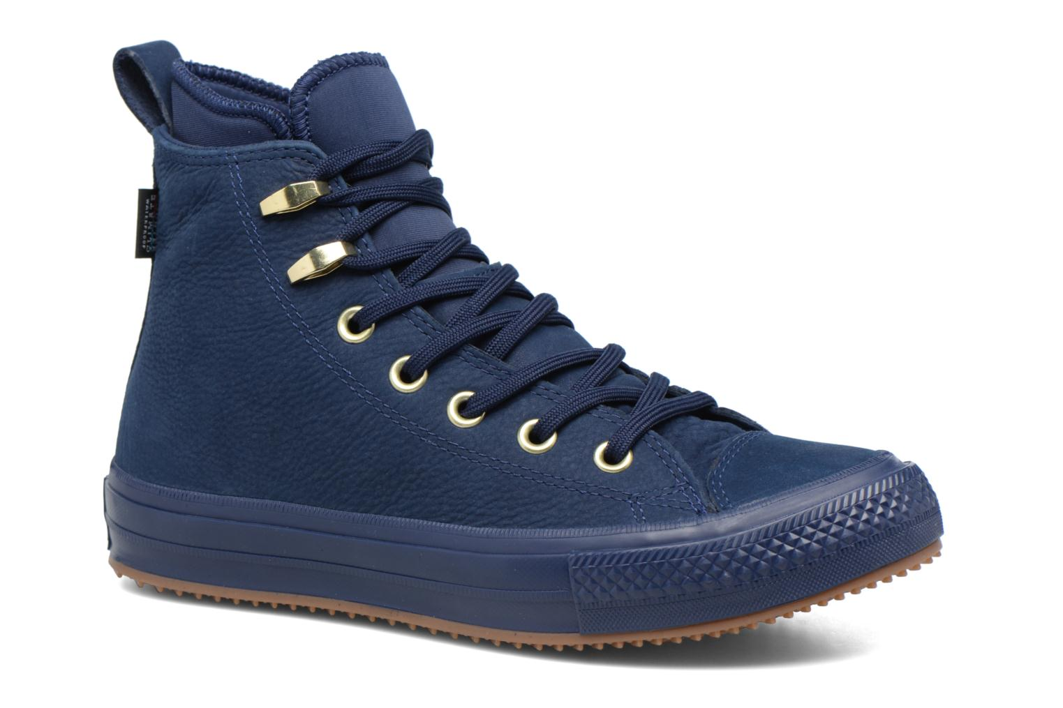 Trainers Converse Chuck Taylor WP Boot WP Nubuck Hi Blue detailed view/ Pair view
