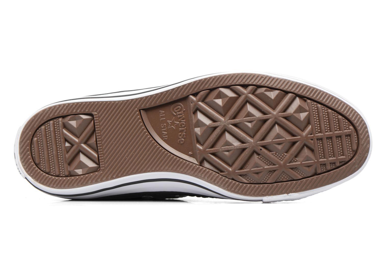 Sneakers Converse Chuck Taylor All Star Sequins Hi Azzurro immagine dall'alto