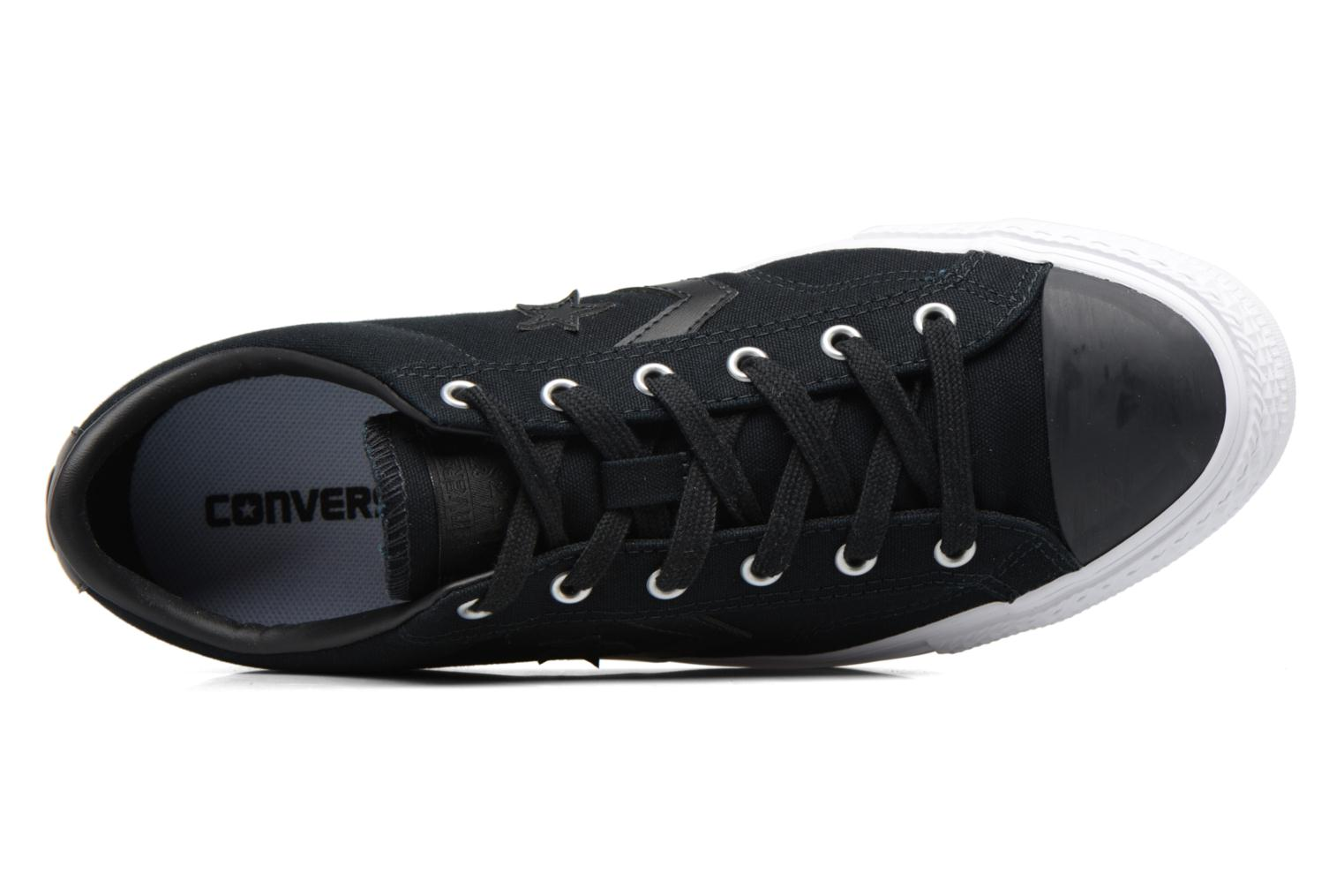 Star Player Canvas with Gum Ox Black/black/white