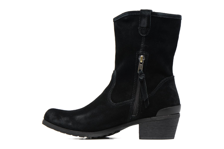 Bottines et boots UGG Briar Noir vue face