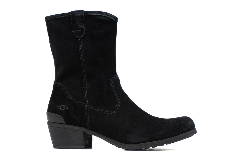Bottines et boots UGG Briar Noir vue derrière