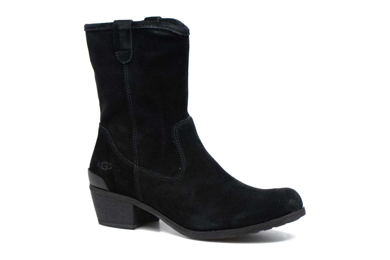 Bottines et boots UGG Briar Noir vue détail/paire