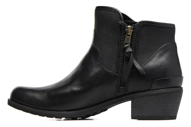 Bottines et boots UGG Penelope Noir vue face