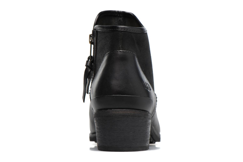 Bottines et boots UGG Penelope Noir vue droite