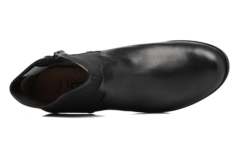 Bottines et boots UGG Penelope Noir vue gauche