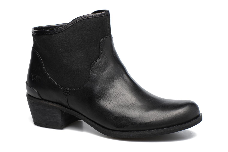 Bottines et boots UGG Penelope Noir vue détail/paire