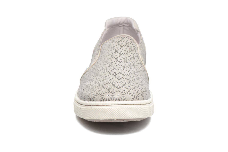Baskets Mustang shoes Artysa Gris vue portées chaussures