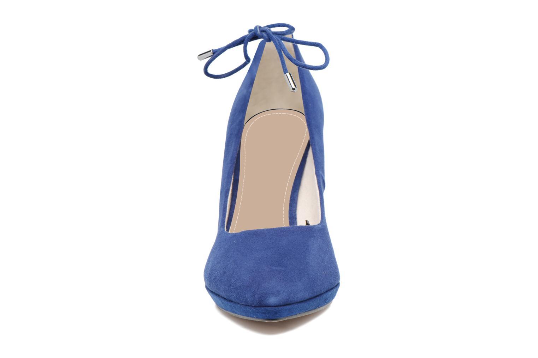 Escarpins S.Oliver Valentina Bleu vue portées chaussures