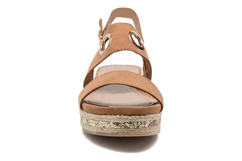 Sandales et nu-pieds S.Oliver Rocky Marron vue portées chaussures