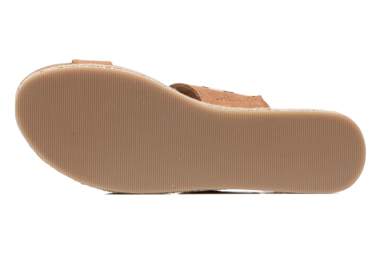 Sandales et nu-pieds S.Oliver Rocky Marron vue haut