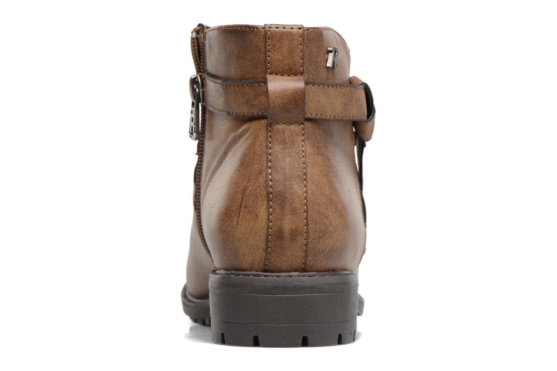 Bottines et boots Refresh Rosan Marron vue droite