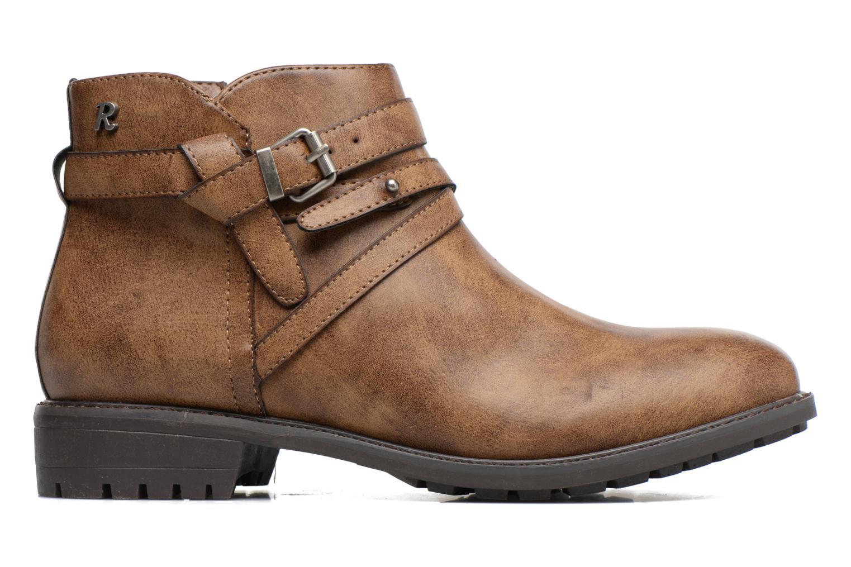 Bottines et boots Refresh Rosan Marron vue derrière