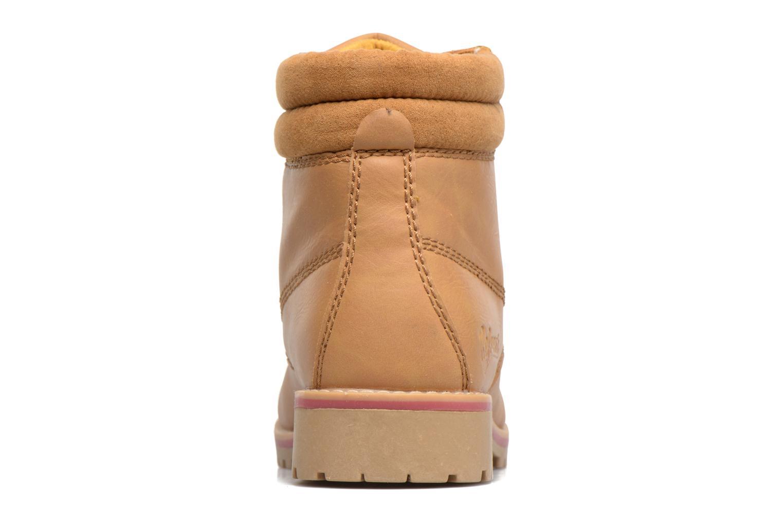 Bottines et boots Refresh Alicio Marron vue droite