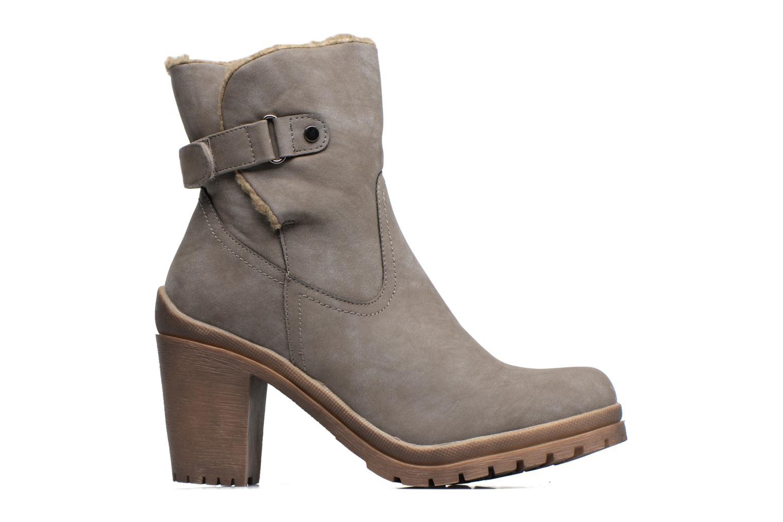 Bottines et boots Refresh Violettina Gris vue derrière