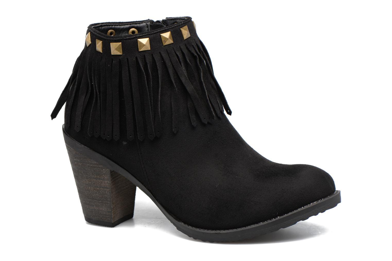 Refresh Talin (Noir) - Bottines et boots chez Sarenza (310895)