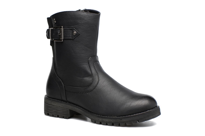 Bottines et boots Refresh Burdas Noir vue détail/paire