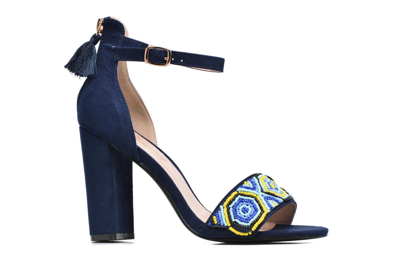 Sandales et nu-pieds Dorothy Perkins Sizzle Bleu vue derrière