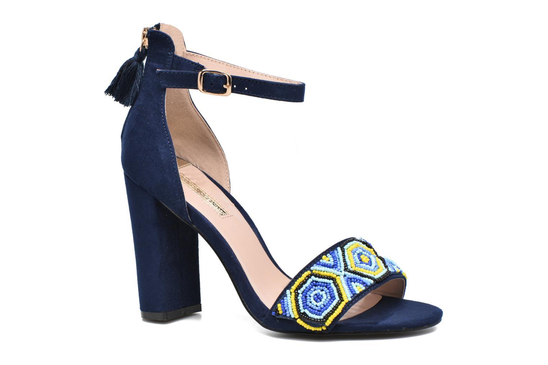 Sandales et nu-pieds Dorothy Perkins Sizzle Bleu vue détail/paire