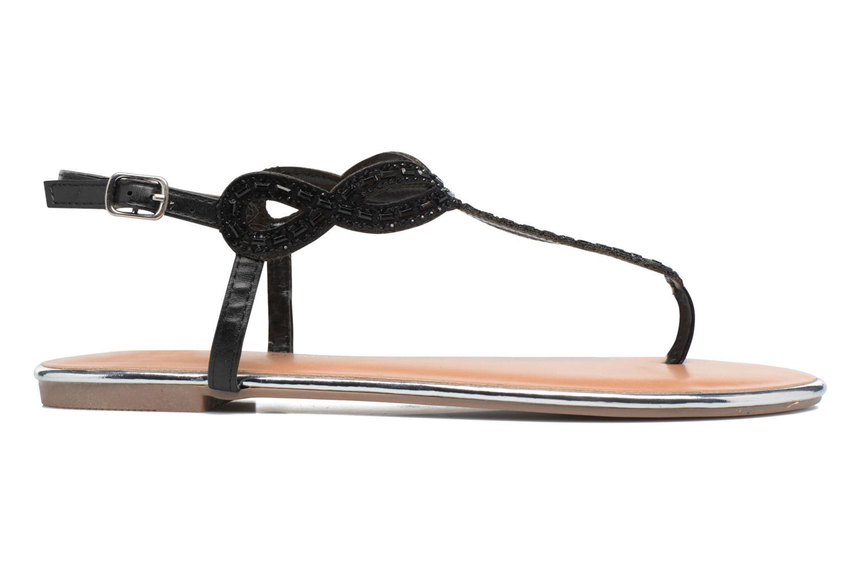 Sandales et nu-pieds Dorothy Perkins Fiesta Noir vue derrière