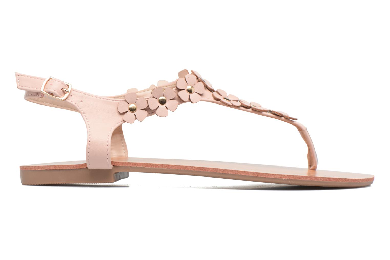 Sandales et nu-pieds Dorothy Perkins Fressia Rose vue derrière