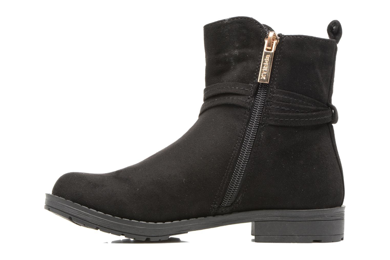 Bottines et boots Xti Stabil 53819 Noir vue face