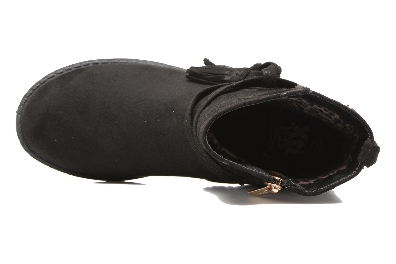 Bottines et boots Xti Stabil 53819 Noir vue gauche