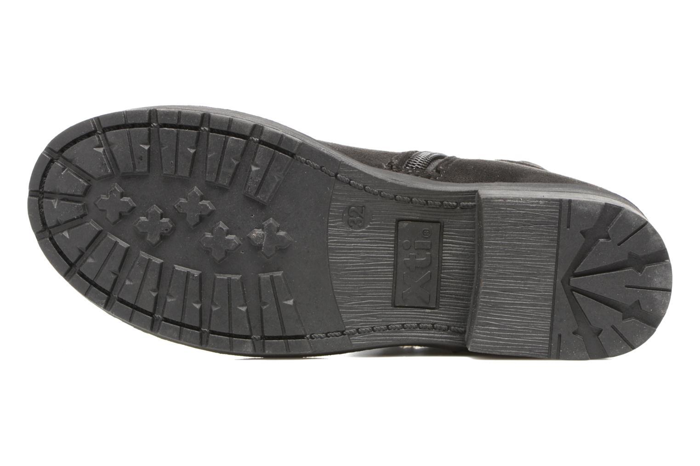 Bottines et boots Xti Stabil 53819 Noir vue haut