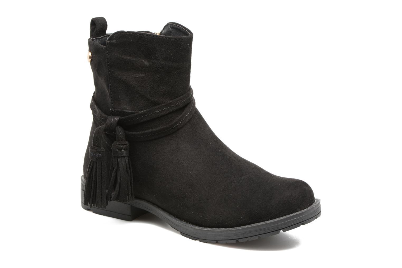 Bottines et boots Xti Stabil 53819 Noir vue détail/paire