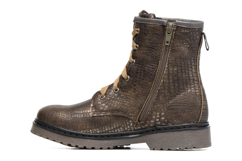 Bottines et boots Xti Maxi 53908 Marron vue face