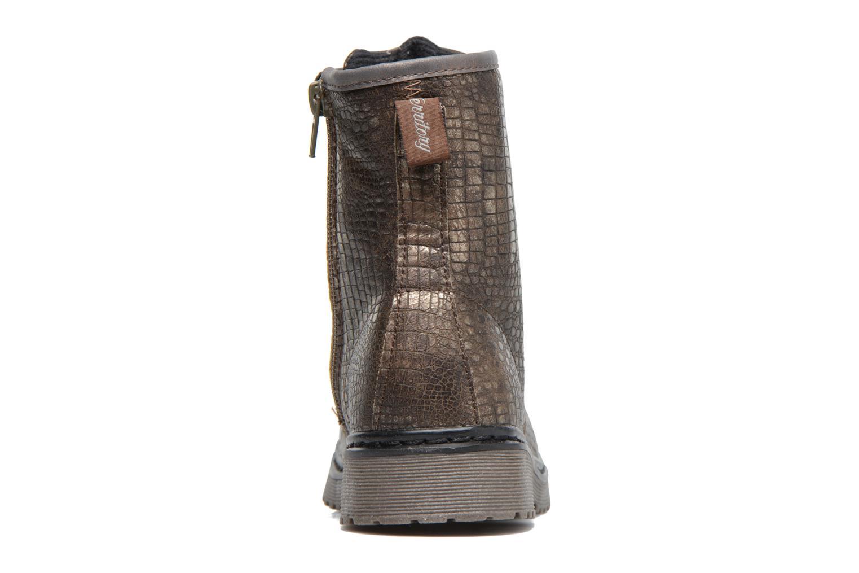 Bottines et boots Xti Maxi 53908 Marron vue droite