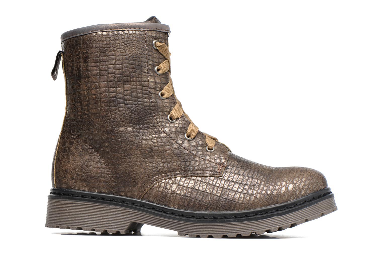 Bottines et boots Xti Maxi 53908 Marron vue derrière