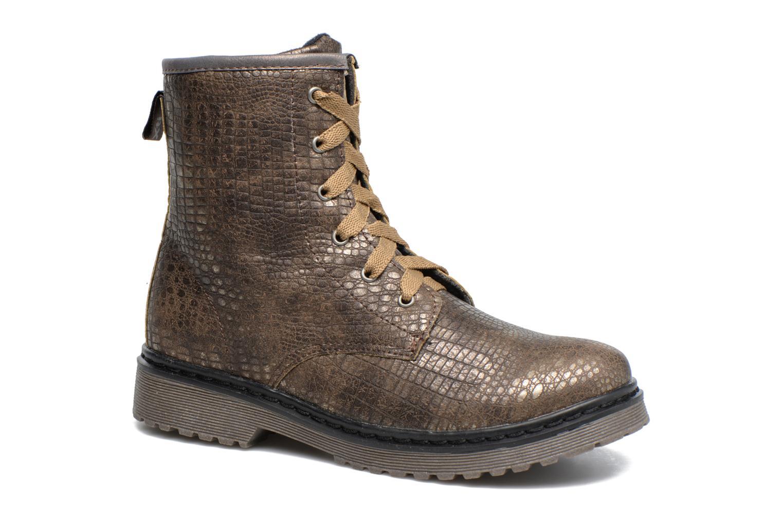 Bottines et boots Xti Maxi 53908 Marron vue détail/paire