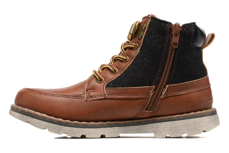 Bottines et boots Xti Camilla 53929 Marron vue face