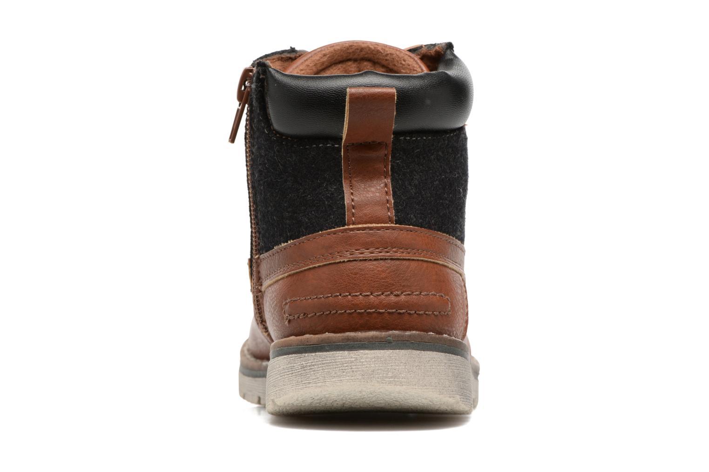 Bottines et boots Xti Camilla 53929 Marron vue droite