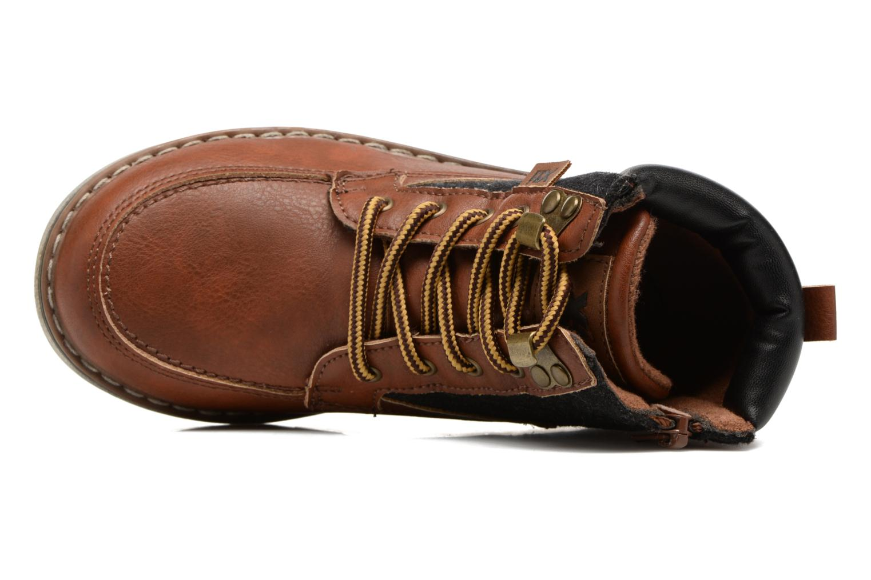 Bottines et boots Xti Camilla 53929 Marron vue gauche