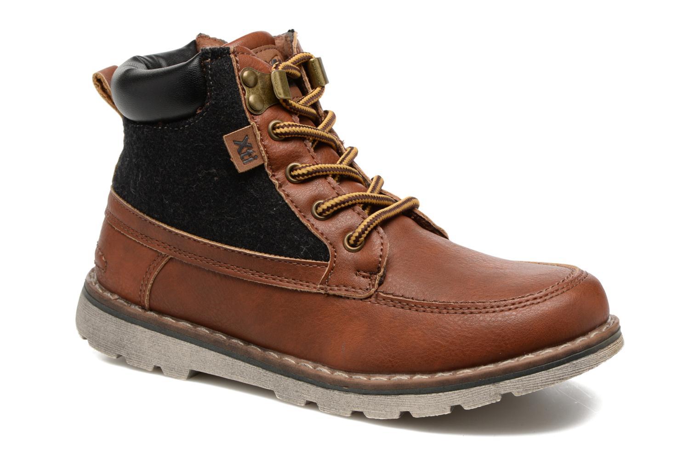 Bottines et boots Xti Camilla 53929 Marron vue détail/paire