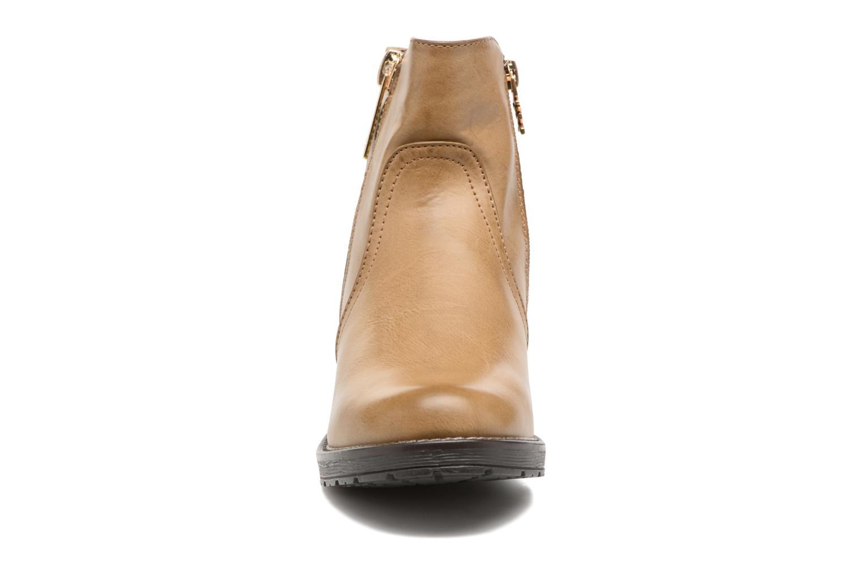Bottines et boots Xti Loli 53968 Marron vue portées chaussures