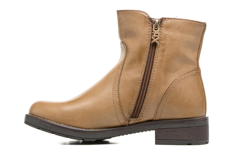 Bottines et boots Xti Loli 53968 Marron vue face