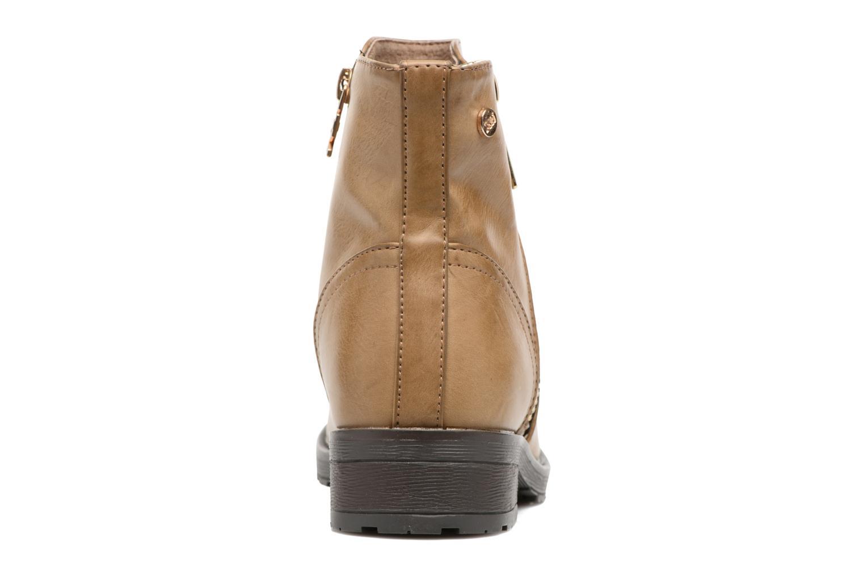 Bottines et boots Xti Loli 53968 Marron vue droite