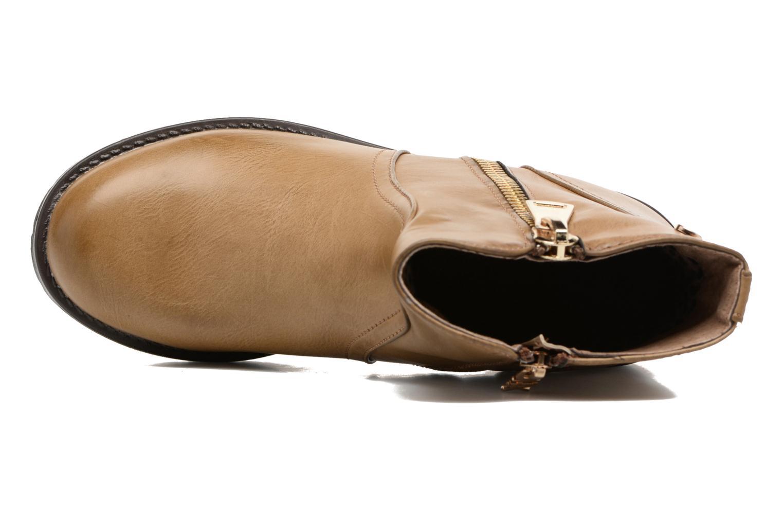 Bottines et boots Xti Loli 53968 Marron vue gauche